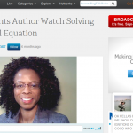 Blog Talk Radio Interview of Tiffany C. Wright