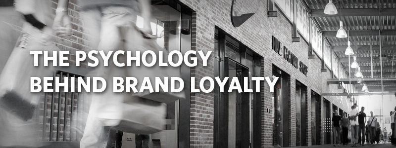 Psychology behind brand loyalty