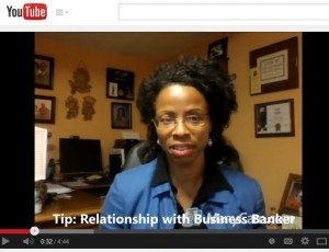 business banker video