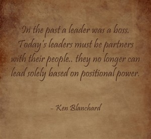leadership quote - employees