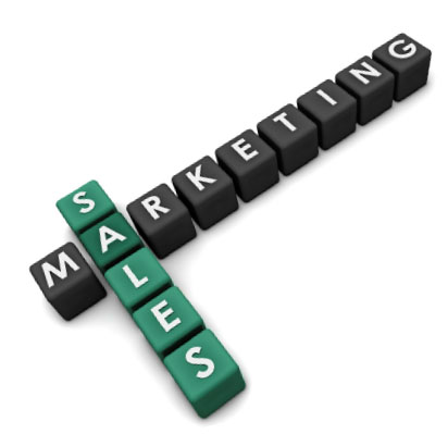 sales and marketing blocks