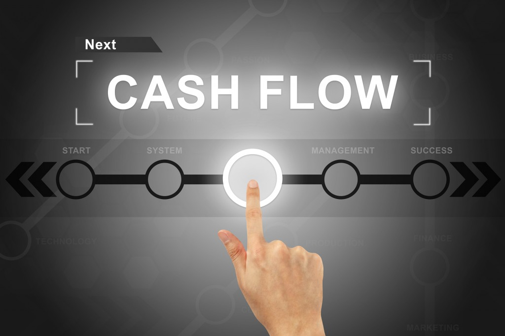 Business funding and business financing cash flow