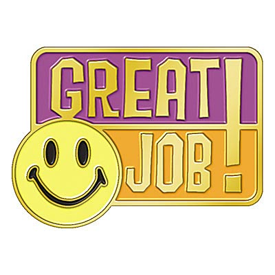 "Say ""Great job!"" to employees"
