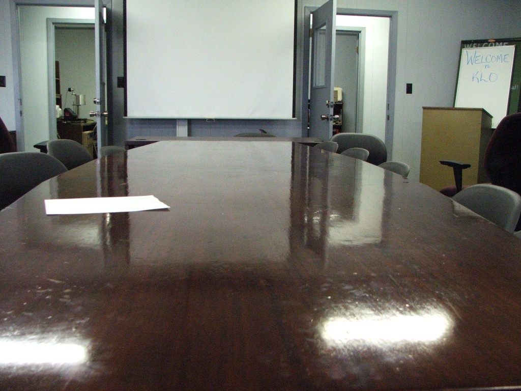 Conference room - 1099s