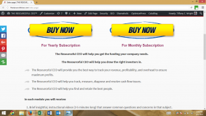 The Resourceful CEO membership site