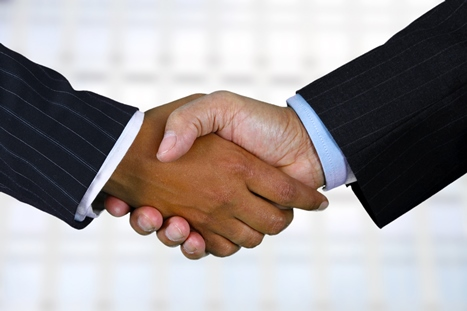 Business partnership mediation