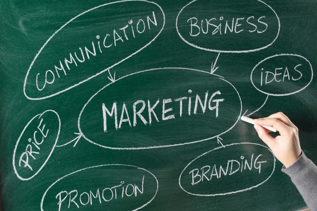 Small business certification as marketing